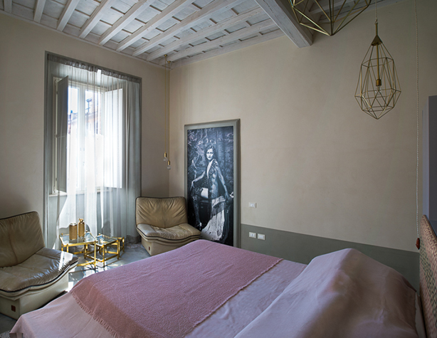 Best apartment hotel: Casacau, Rome