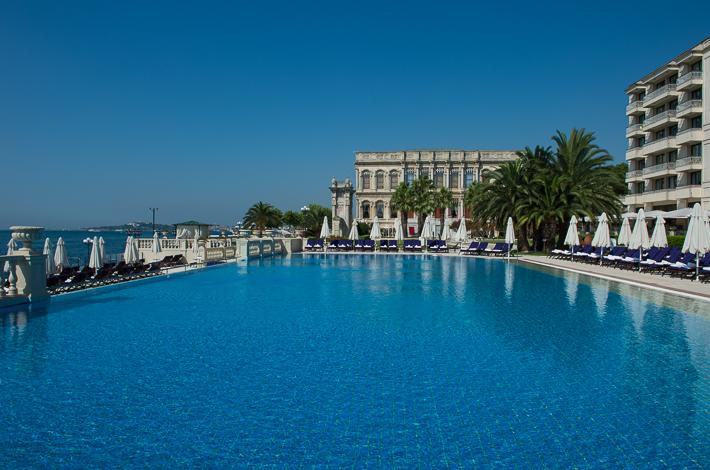 Best transit: Ciragan Palace, Istanbul