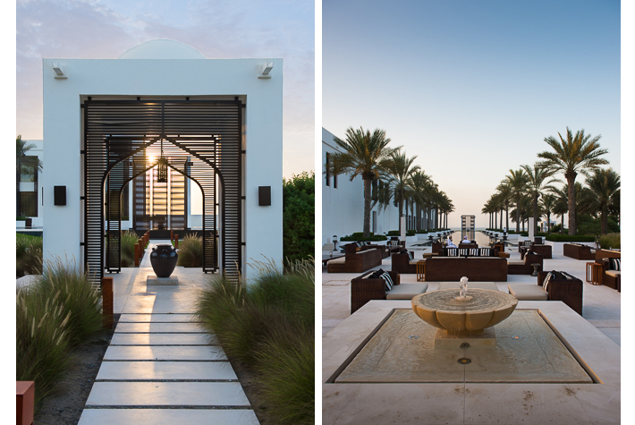 Best spa: Chedi Muscat, Oman