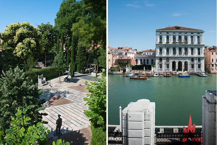 Best museum: Peggy Guggenheim, Venice