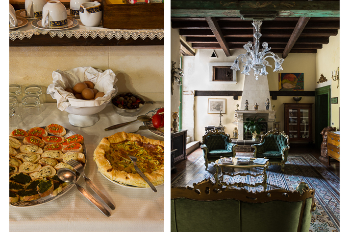 Best small hotel: Henry's House, Siracusa, Sicily