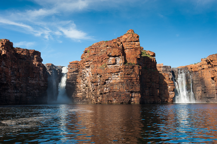 Best landscape: King George Falls, Northern Territory