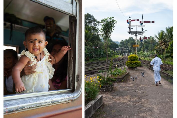 Rajadhani Express, Peradeniya junction