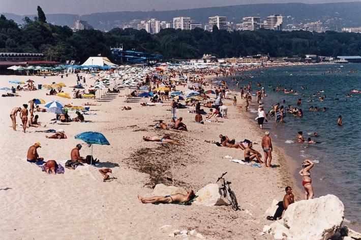 bathing at Varna
