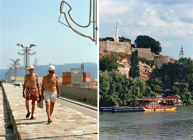 Varna hipsters, Belgrade Fort