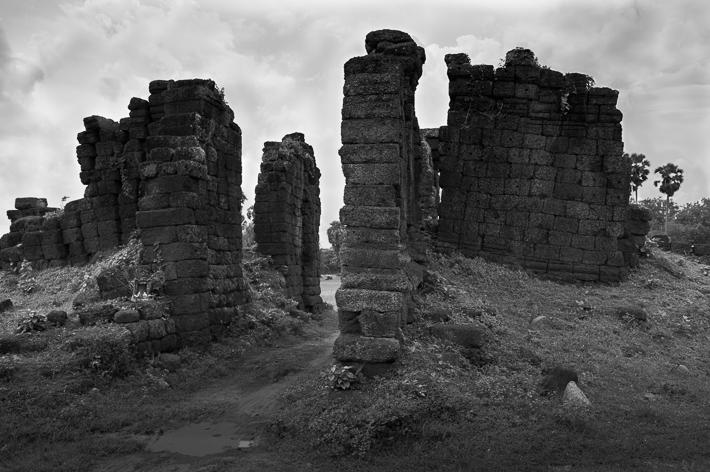 Wat Nokor ruins