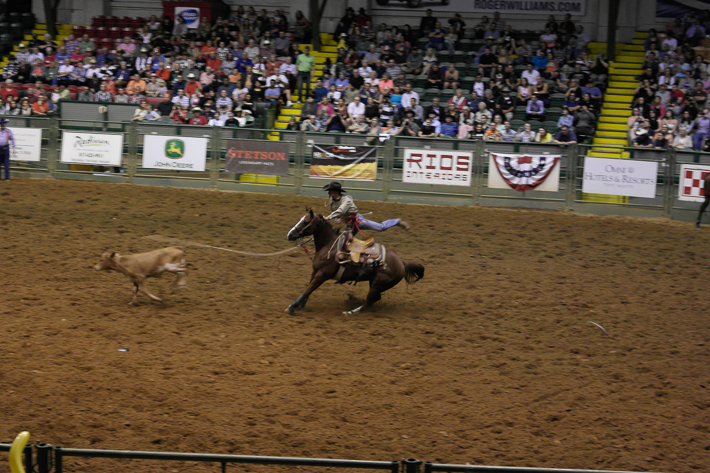 Coliseum Rodeo Fort Worth