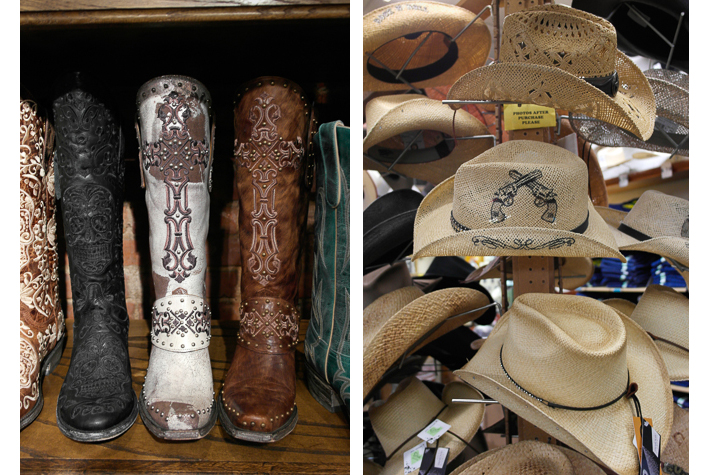 Cowgirl essentials