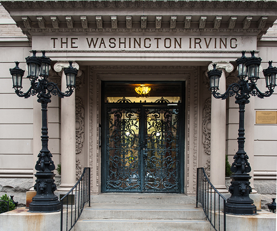 Washington Irving Residence
