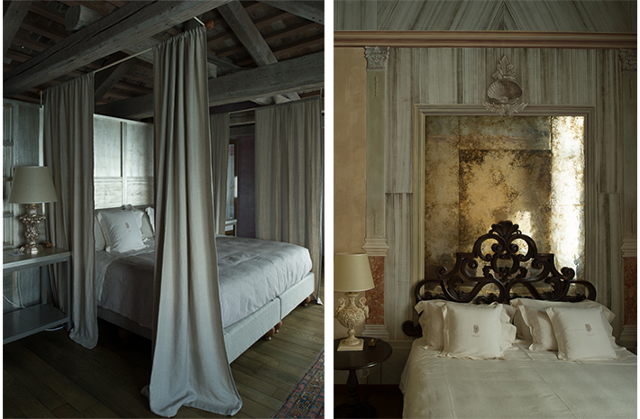 Villa F  bedrooms,  rustic or not