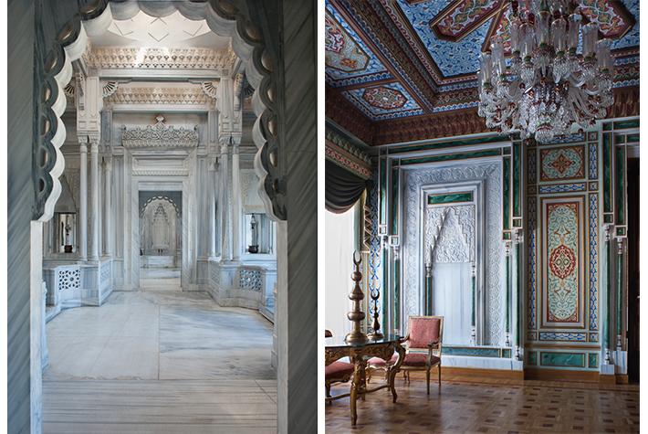 Ciragan Palace hamam