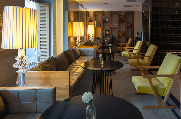Witt Suites lounge