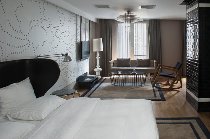 Witt Suites room
