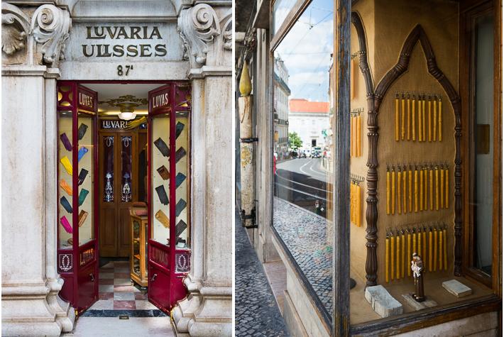 Luvaria Ulisses, Caza Das Vellas Loreto