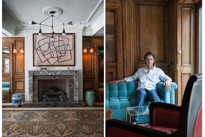 lounge, Sean Macpherson