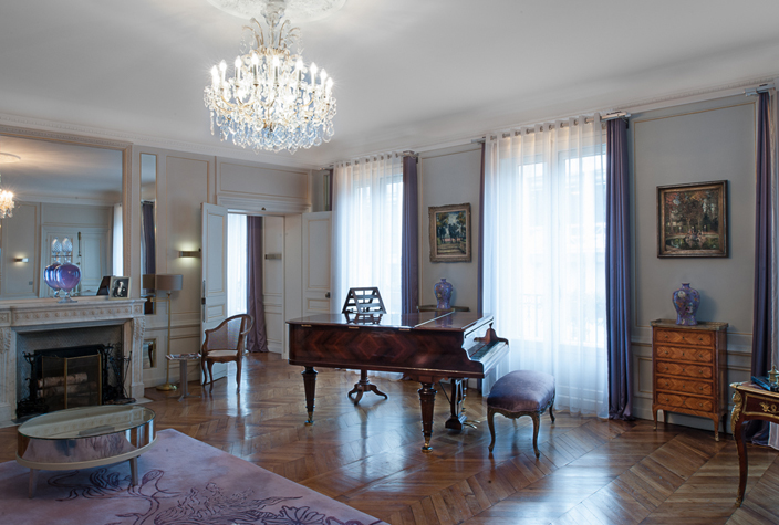 Marlene Dietrich Suite - Hotel Lancaster