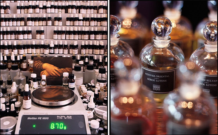 Annick Goutal,  Serge Lutens