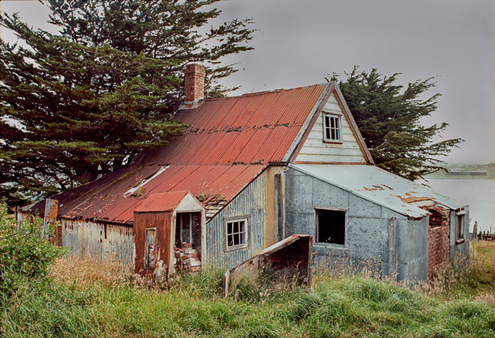 Shack, Port Stanley, Falkland islands
