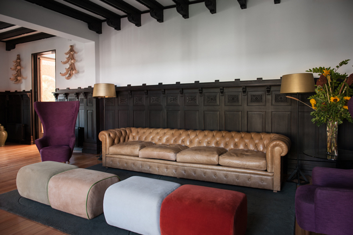 The Aubrey - lounge
