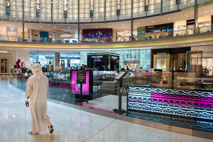 Fauchon - Dubai Mall