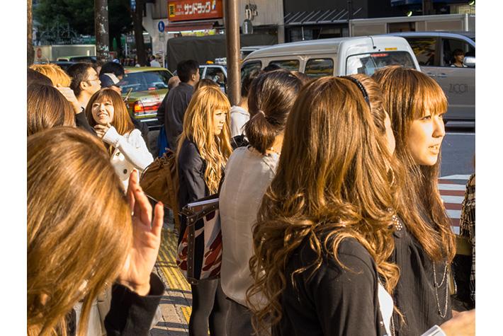 Shibuya, Outside 109