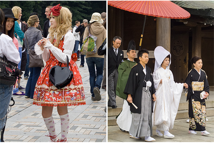 Harajuku, Meiji Shrine