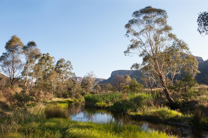 Wolgan River