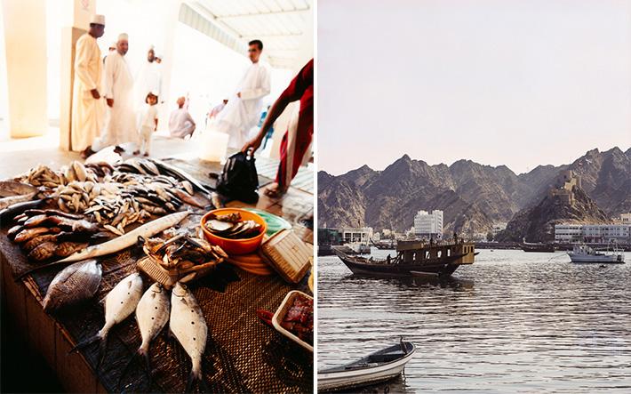 Fish Market, View from Corniche