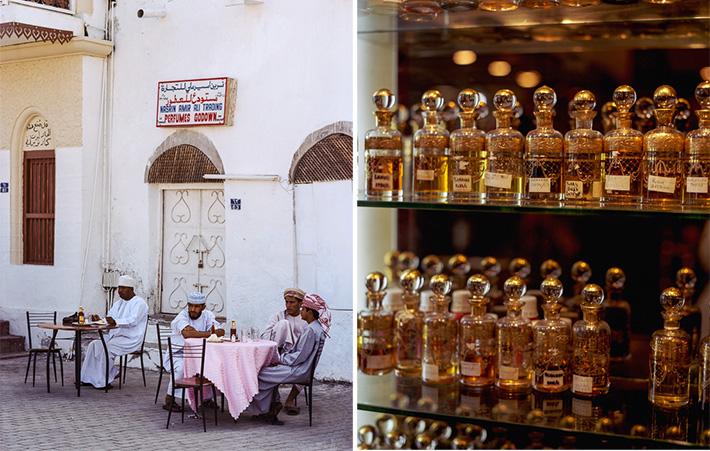 Corniche, Fragrance store Muttrah Souk