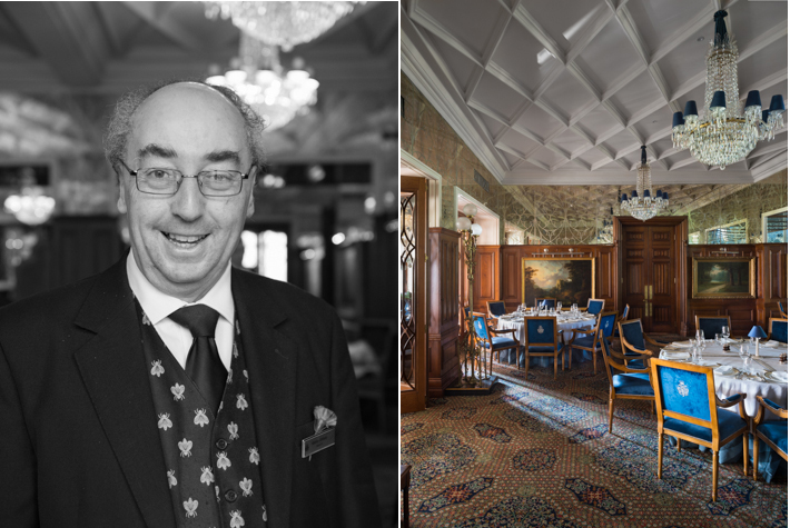 Martin, George V dining room