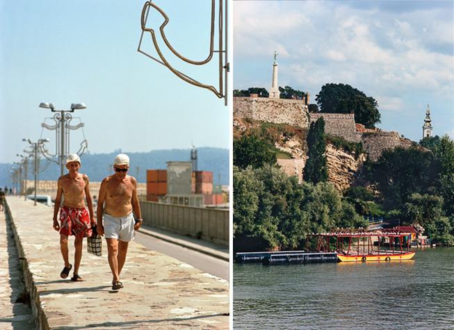 Varna hipsters, Belgrade Fort