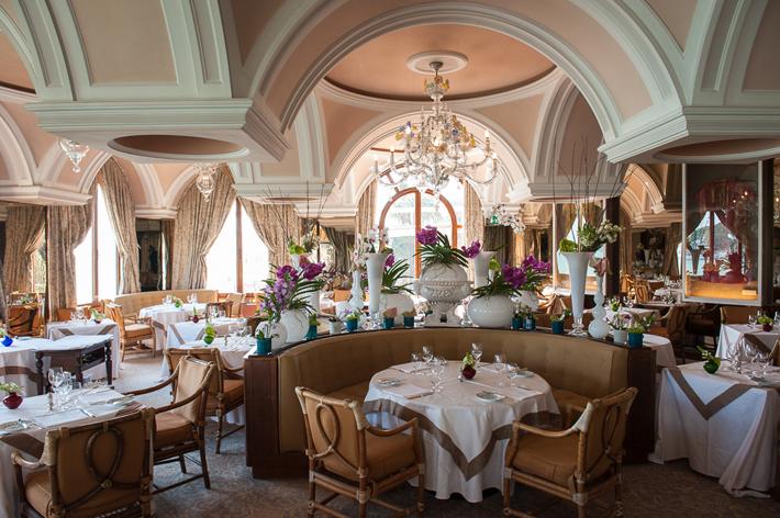 Fortuny restaurant