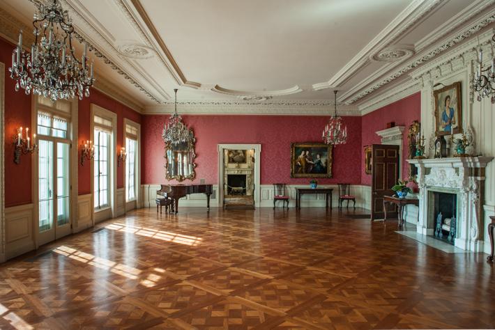 ballroom - Old Westbury