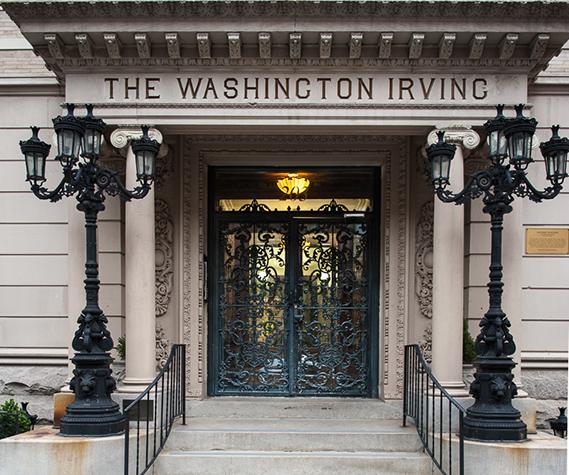 Washington Irving Residence