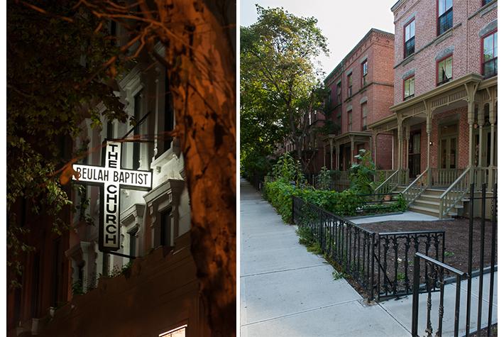 130th street, Astor Row