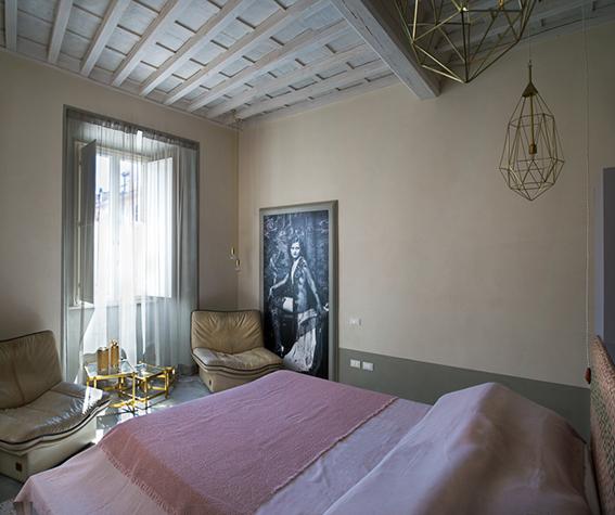 CasaCau, Apartment 4.
