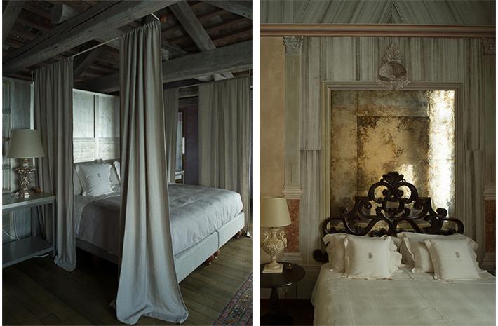 Villa F  bedrooms,  rustic or not