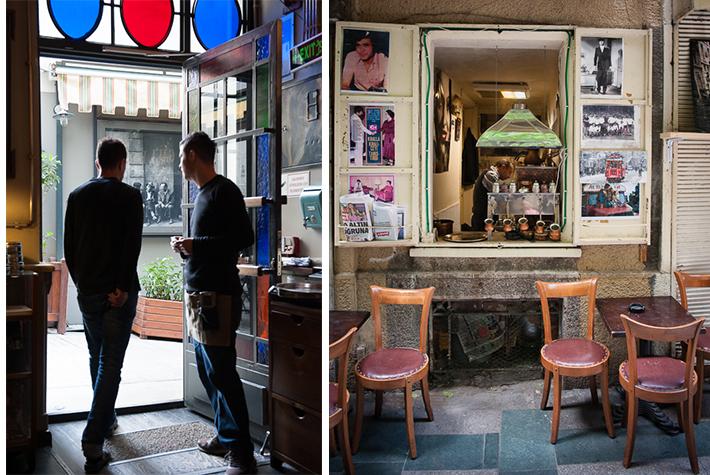 cafes Cihangir