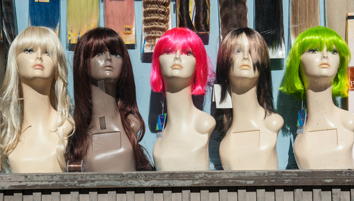 wig-out Broadway