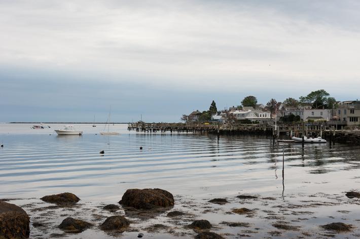 Stonington waterfront
