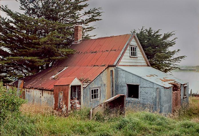 Shack, Port Stanley, Falkland islands