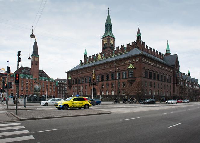town hall Copenhagen