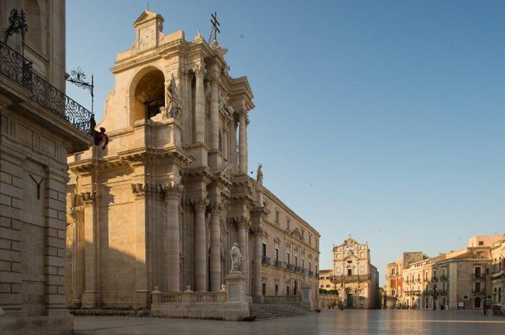 Duomo di Syracusa.