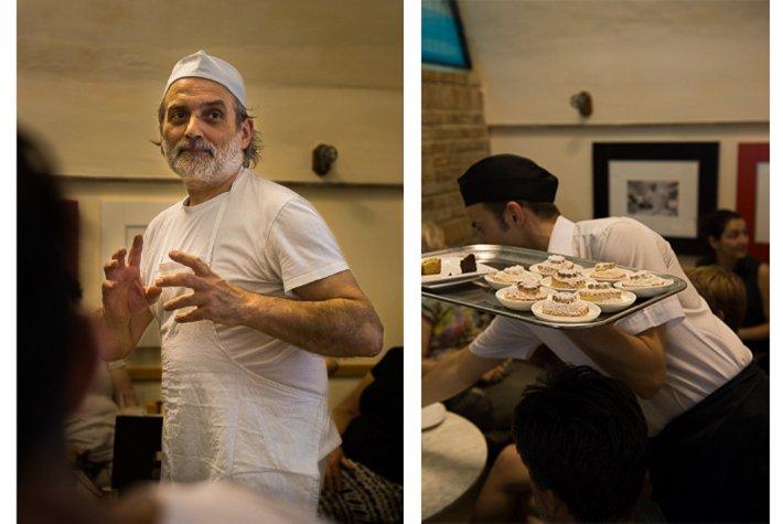 Corrado Assenza, Cafe Sicilia.