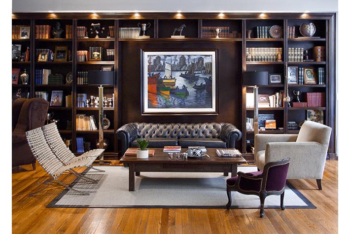 Library/Lobby Legado Mitico