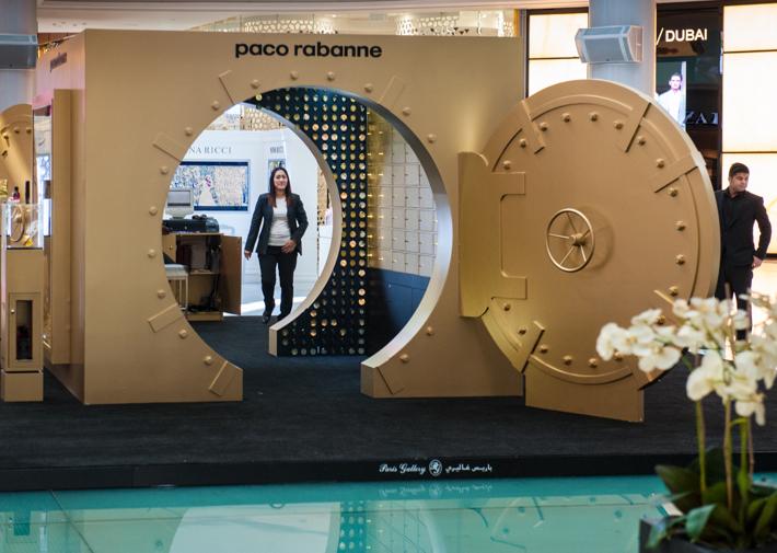 Paco Rabanne - Dubai Mall