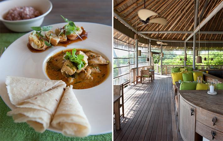 Maldivian Curry, Leaf