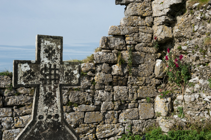 Church ruin at Creggagh.