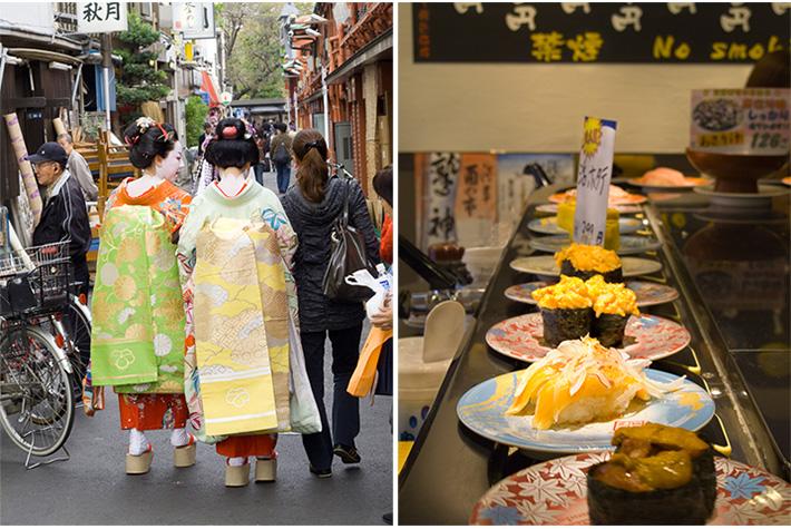 Akasuka Geishas, Akasuka Sushi