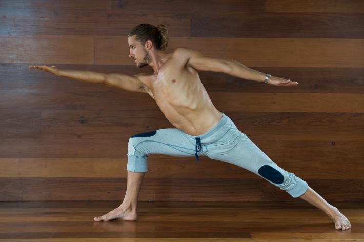 yoga at the shala